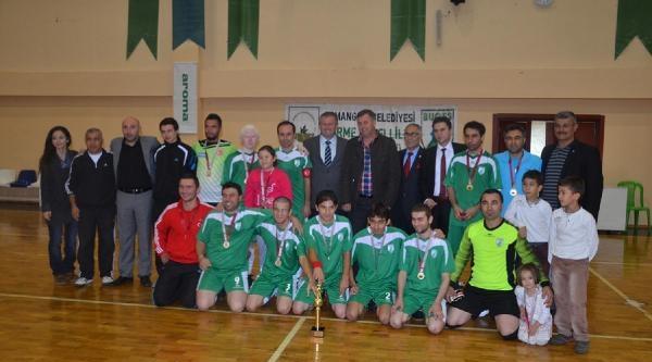 Görme Engelliler 1'inci Ligi'nde Buges Türkiye Şampiyonu