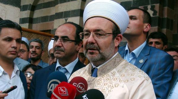 Görmez: Ramazan'ın Rahmeti Her Yere Merhamet Taşır