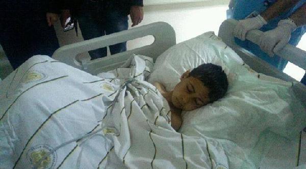Gösterilerde Yaralanan 10 Yaşındaki Mehmet'in Durumu İyiye Gidiyor