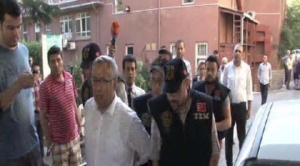 Gözaltına Alınan Eski Emniyet Müdürü Yurt Atayün: Teslim Olduk Arkadan Kelepçelediler