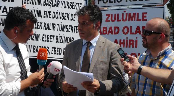 Gözaltındaki Polislerin Avukatı Açıklama Yaptı