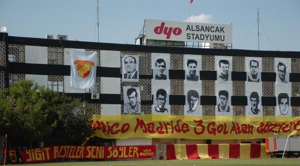 Göztepe - Hatayspor Maçı Fotoğrafları