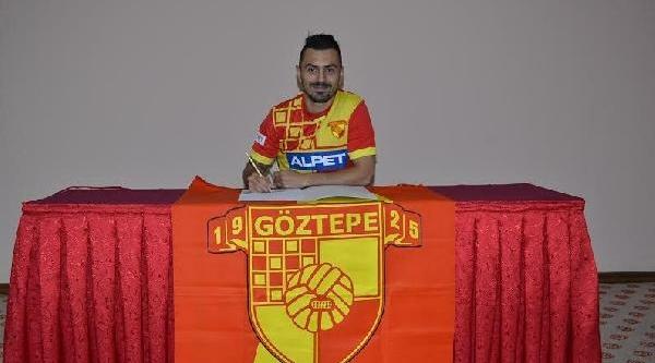 Göztepe'ye Transfer Olan Volkan Mutlu