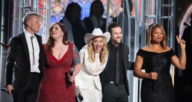 Grammy ödülleri sahiplerini buldu...