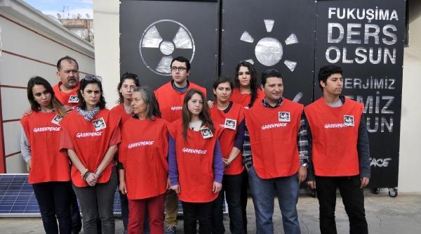 Greenpeace'den Berkin Duyarlılığı