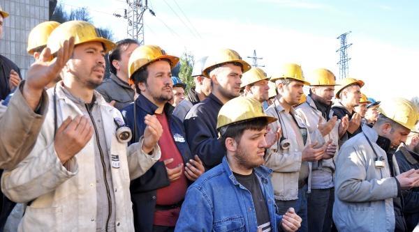 Grizuda Ölen 103 Madenci Anıldı