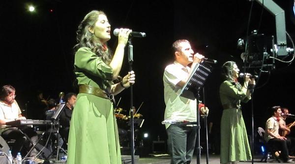Grup Yorum Almanya'da Irçiliğa Karşı Konser Verdi