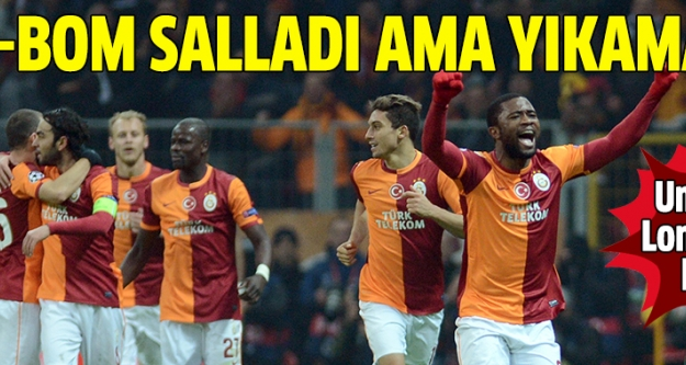 G.Saray:1 - Chelsea: 1