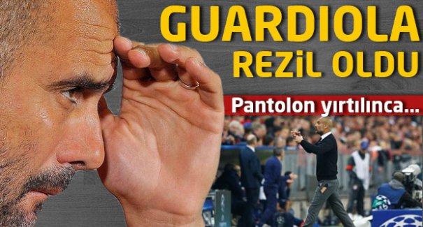 Guardiola alay konusu oldu! Sosyal medya yıkıldı!