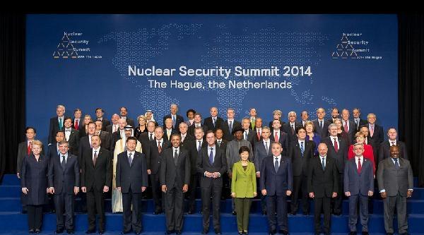 Gül, Nükleer Güvenlik Zirvesi Genel Oturumuna Katıldı / Ek Fotoğraf