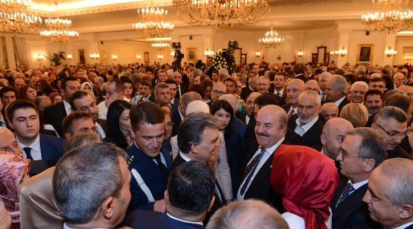Gül: Türkiye'nin 11. Cumhurbaşkanı Olarak Görev Sürem Bitti (fotoğraf)