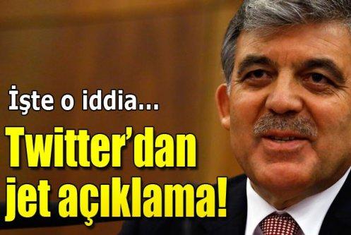 Gül'den Zekeriya Öz iddiasına açıklama!