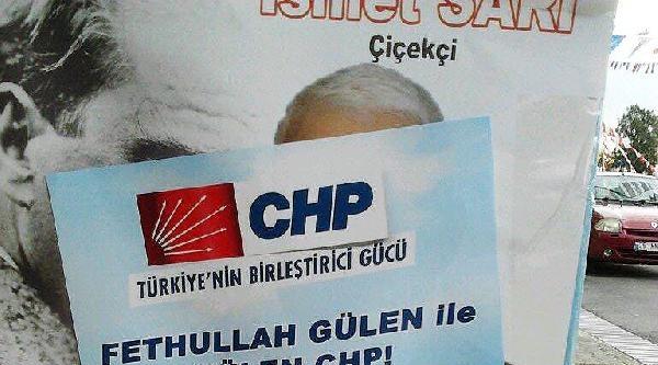 Gülen Fotoğraflı Chp Afişi İzmir'i Gerdi