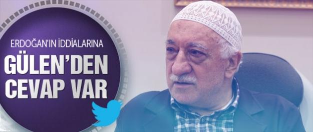 Gülen'den Erdoğan'a beddua cevabı!