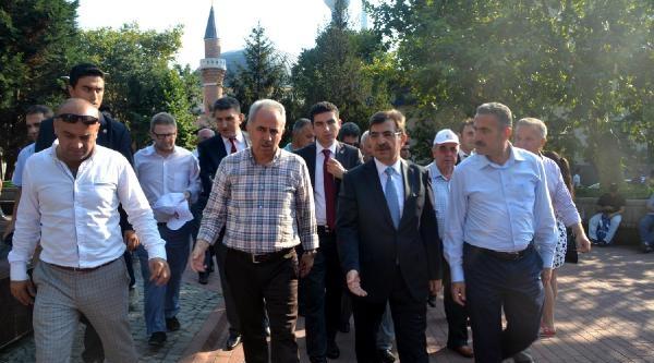 Güllüce: Yeni Cumhurbaşkanı Recep Tayyip Erdoğan Hayırlısı Olsun