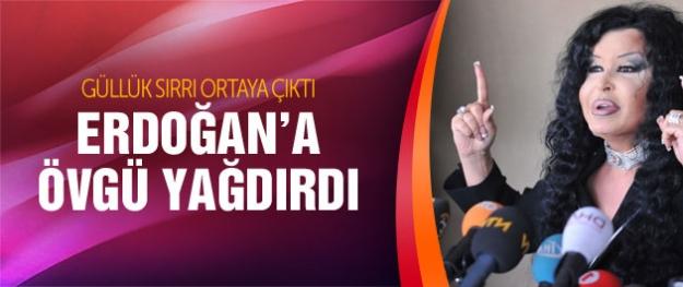 Güllük sırrı ortaya çıktı! Erdoğan'a övgü yağdırdı!