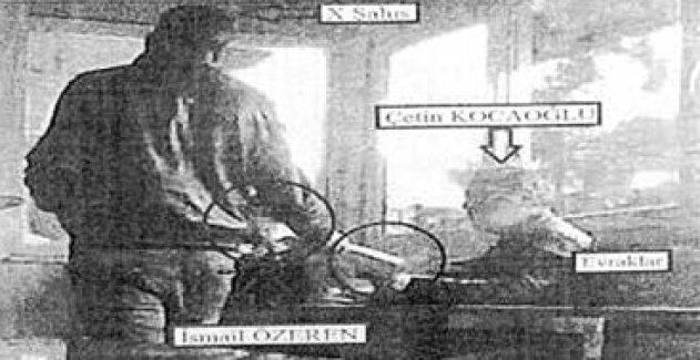 Gümrüklerdeki Rüşvetin Görüntüsü Kayıt Edildi