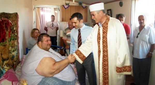 Gümülcineli 380 Kiloluk Şerif: Beni Türkiye'de Tedavi Edin