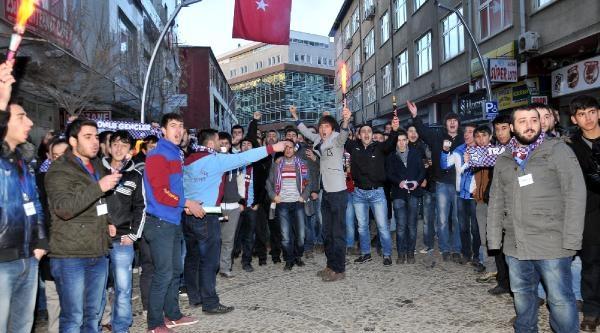 Gümüşhane Trabzonspor Sevenler Derneği Açildi