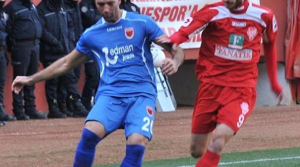 Gümüşhanespor – Gaziosmanpaşaspor: 0-1