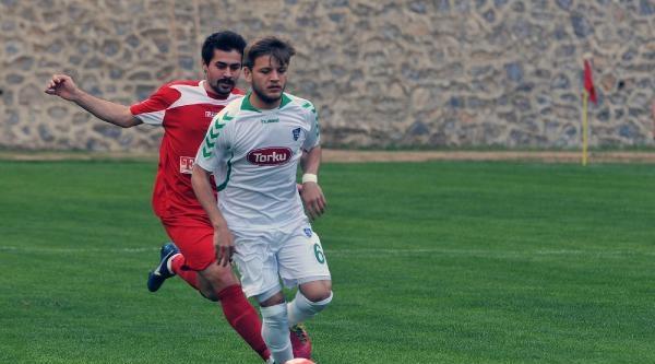 Gümüşhanespor-konya Anadolu Selçuklu: 0-0
