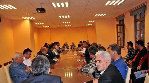 Gümüşhanespor'da Başkan Çimen Güven Tazeledi