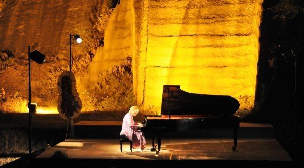 Gümüşlük Klasik Müzik Festivali Gülsin Onay Konseriyle Başladı