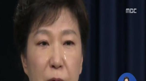 Güney Kore Devlet Başkanı, Feribot Kazası İçin Gözyaşları İçinde Özür Diledi