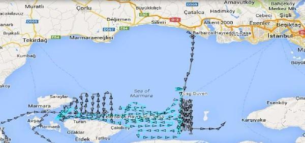 Güney Marmara'yı Didik Didik Ettiler