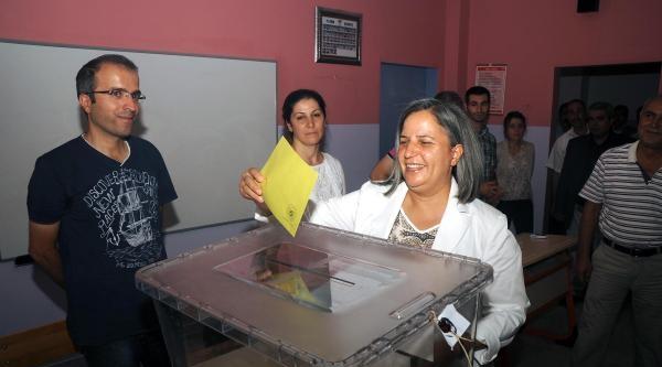 Güneydoğu'da Sakin Seçim(2)