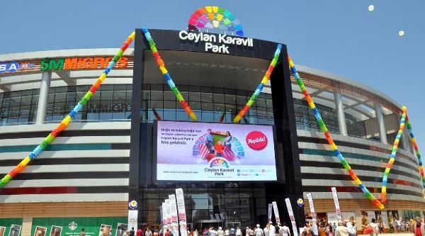 Güneydoğu'nun En Büyük Avm'si Diyarbakır'da Açıldı