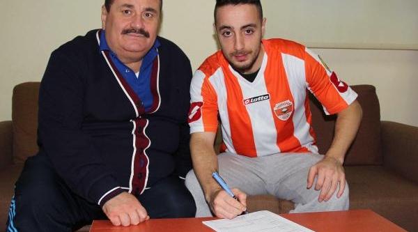 Gurbetçi Mehmet Boztepe Adanaspor'da