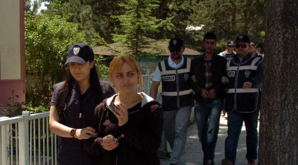 Gürcistanlı Hırsızlar Bu Kez Kaçamadı