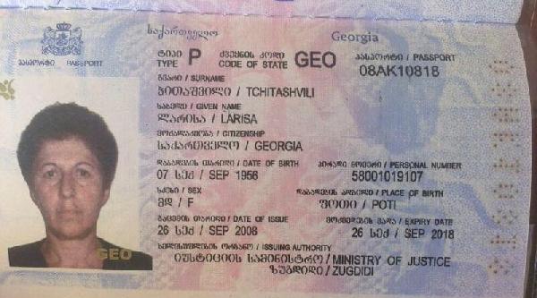 Gürcü Hizmetli Kadın, Boğazını Keserek İntihara Kalkıştı - Ek Fotoğraf