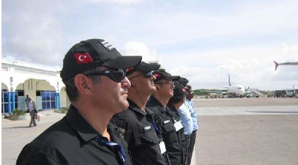 Güvenlik Şirketinden Somali'deki Saldırıyla İlgili Açıklama
