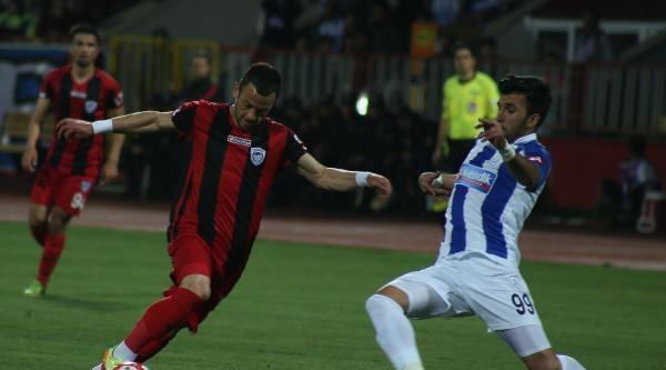Hacettepespor-erzurum Büyükşehir Belediyespor: 3-2