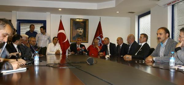 Hacıosmanoğlu: Trabzon'da Derin Bir Paralel Yapılanma Var