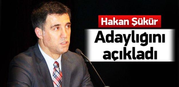 Hakan Şükür milletvekili adaylığını açıkladı