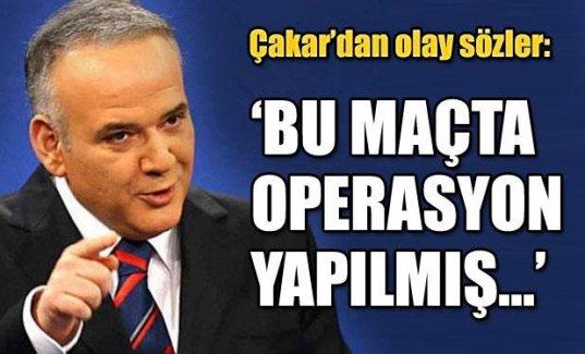 Hakem Fenerbahçe'ye operasyon yaptı!