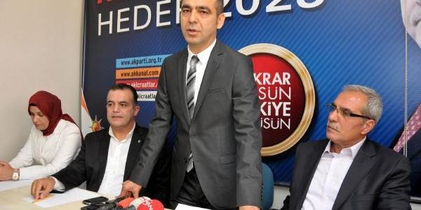 Hakem Kuddusi Müftüoğlu Ak Parti'den Aday Adayi