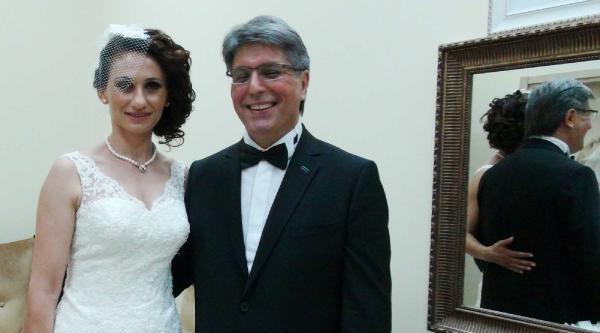 Hakem Seçim Demirel Evlendi