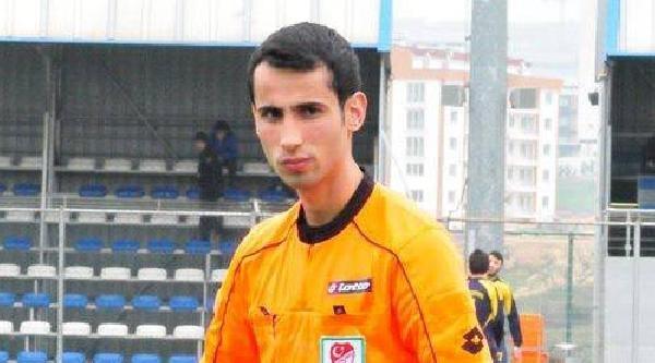 Hakemin Boğazını Sıkan Futbolcuya Mahkemeden Para Cezası