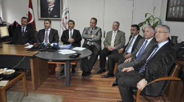 Hakim Ve Savcilar Bursa'Da Dernek Kurdu