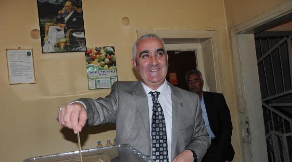Hakkari Esob'un Yeni Başkanı İrfan Sarı