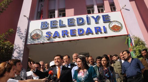 Hakkari Ve Beşiktaş Belediyeleri Barış İçin Buluştu(2)