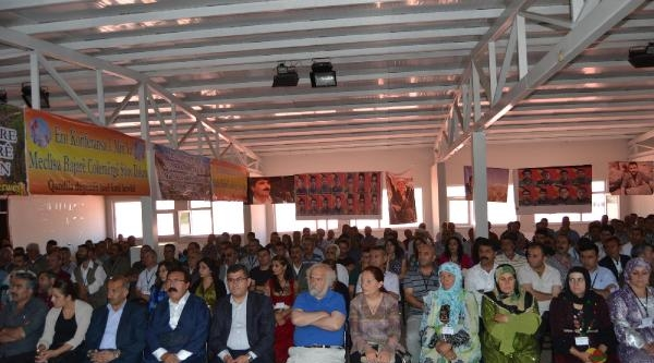 Hakkari'de Demokratik Özerklik Konferansı