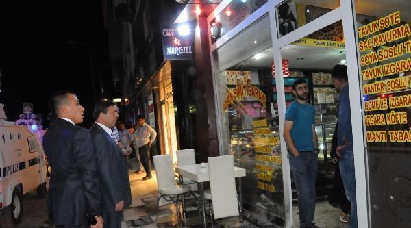 Hakkari'de İki İş Yerine Molotoflu Saldırı