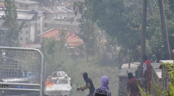 Hakkari'de Kepenkler Kapalı -  Ek Fotoğraf