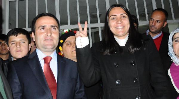 Hakkari'de Seçimi Bdp'nin Kadın Adayı Kazandı (2)
