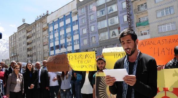 Hakkari'de Üniversiteli Öğrencilerinden 'polis Baskısı' Açıklaması